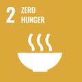 2 Zero Hunger to achieve the Goal of the SDGs