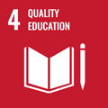 4 Quality Education to achieve the Goal of the SDGs