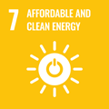 7 Affordable and Clean Energy to achieve the Goal of the SDGs