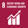 8 Decent Work and Economic Growth to achieve the Goal of the SDGs