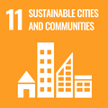 11 Sustainable Cities and Communities to achieve the Goal of the SDGs