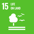 15 Life on Land to achieve the Goal of the SDGs